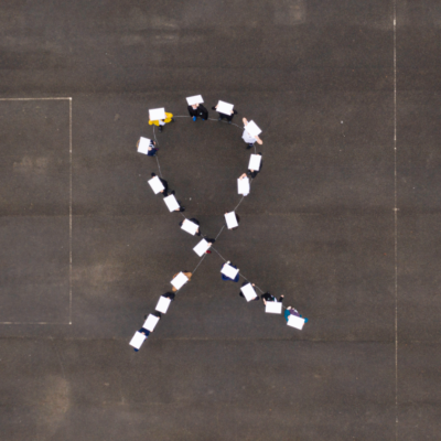 Get involved! White ribbon campaign