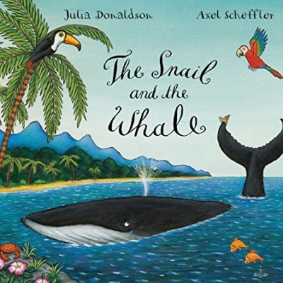 The Snail and the Whale!