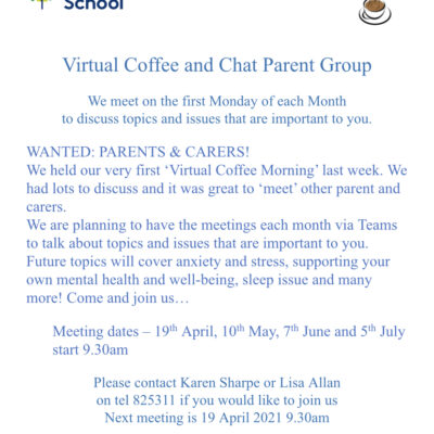 Northcott Parent Forum